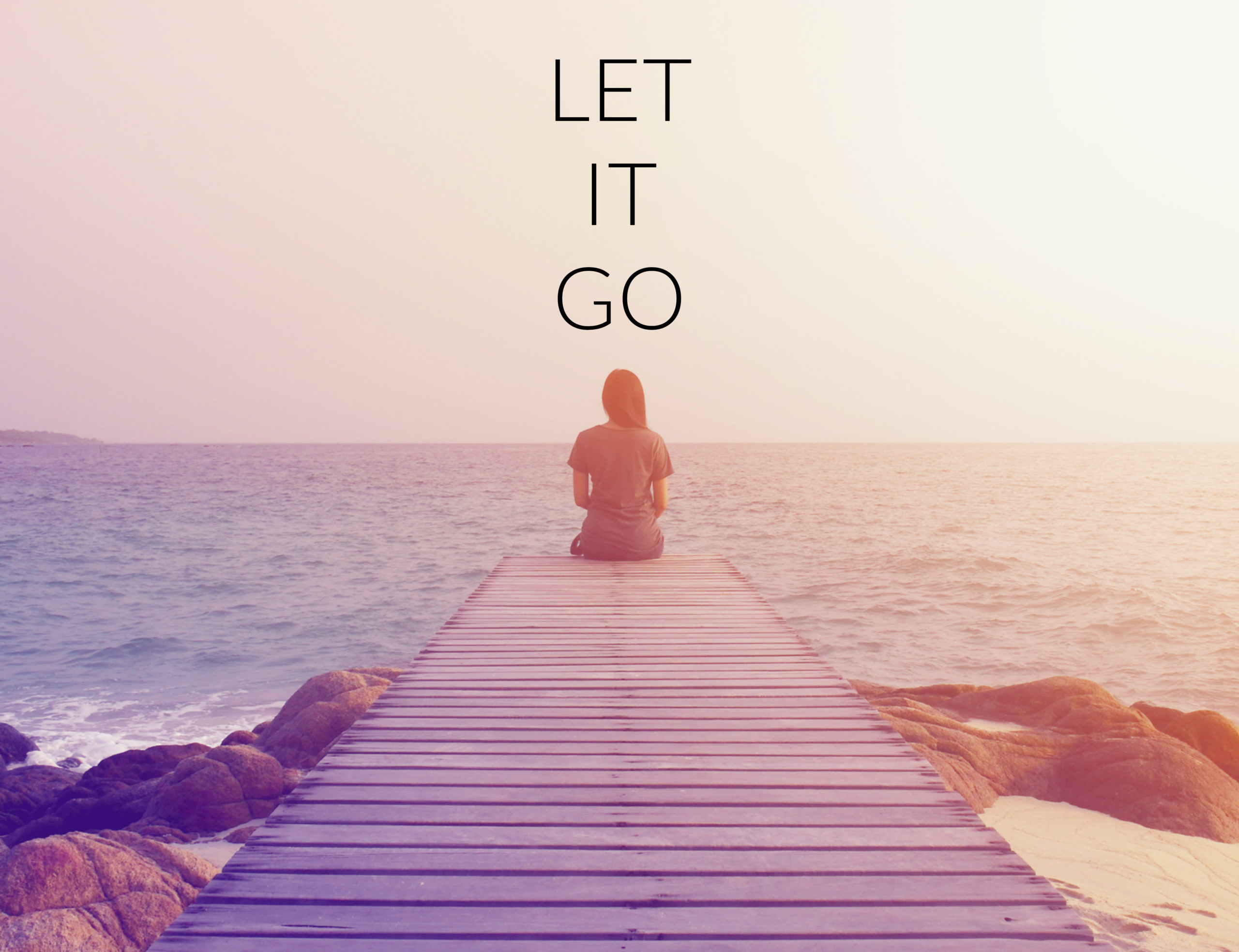 Forgiveness and letting go of anger and resentment